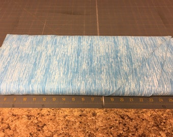 no. 2 Lite blue colorwave Fabric by the yard