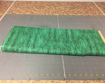 no. 01 Hunter green colorwave Fabric by the yard
