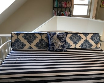 Fitted Daybed Cover In Twin Twin Xl And Full By Deeanasdesigns