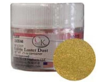 CK EDIBLE luster Dust Shinny Gold