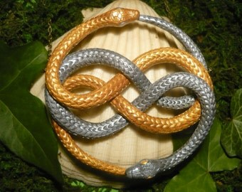 "AURYN - The Neverending Story - handcrafted Talisman - ""Made to Order"""
