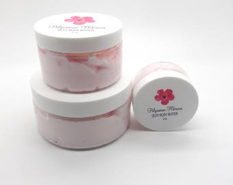 Polynesian Hibiscus Body Butter, Choose your size