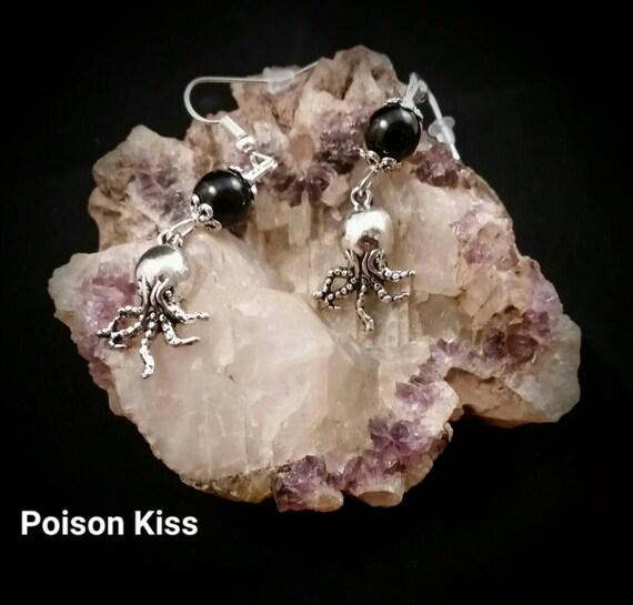 Lieblingsstücke Husum octopus earrings