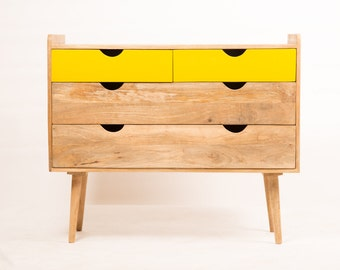Scandinavian dresser with drawers
