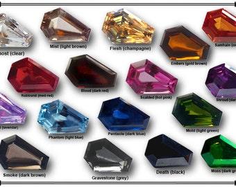 Coffin Gemstones