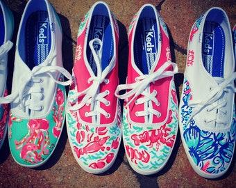 Custom Shoes Order for Tori
