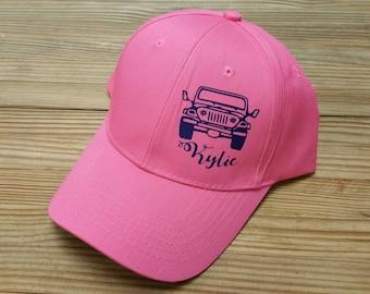 Personalized Kids Hats