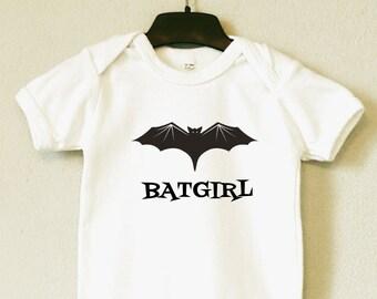 """Baby Body, Bodysuite """"Batgirl"""""""