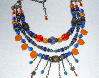 Necklace. Vintage.