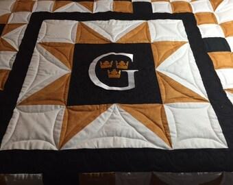 Custom military quilts for Custom t shirts fort wayne