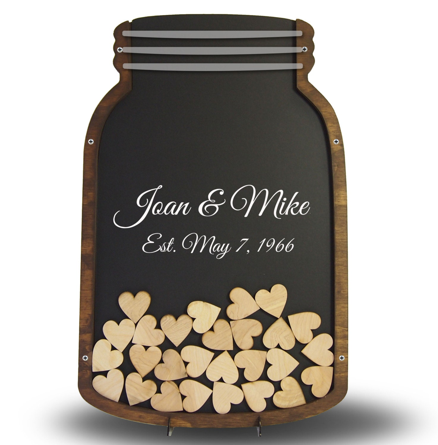 Wedding Anniversary Gift For Parents 25th Anniversary Guest Book