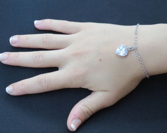 """Jewelry-Wedding Bracelet """"KATIA"""""""