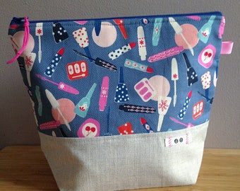 Perfect Sugar - 60's Glam - Project Bag