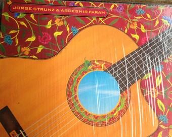 Strunz and Farah - Guitarras - vinyl record