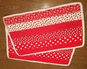 Valentine Placemats -  Set of 2