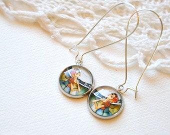 earrings romantic, ad 13