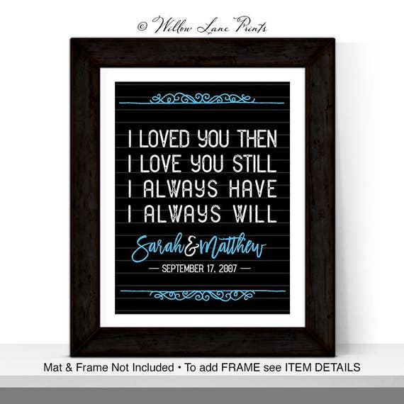 10th Anniversary Gift Ideas For Him: 10th Anniversary Gift For Her Him, Custom Gift For Women