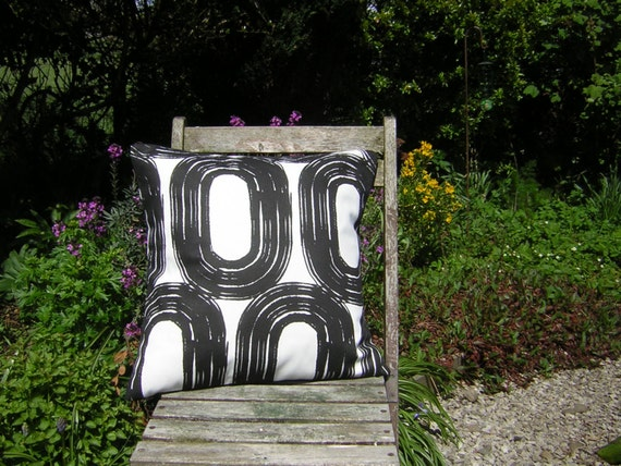 Harlequin Scion Fabric Cushion Cover - 'Loop'