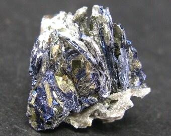"Covelite Covellite Crystal From Montana USA - 1.0"""