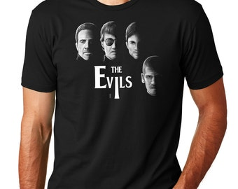 The Evils (The Walking Dead Villains) Unisex T-shirt