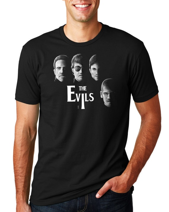 The Evils (The Walking Dead Villains) Unisex T-shirt