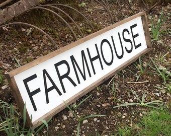 Farmhouse, farmhouse sign, farmhouse style, rustic decor