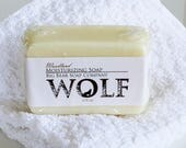 "Wolf ""Woodland Soap"" 5ozs."