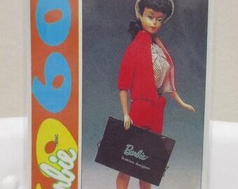 NEW! BARBIE 1960 Retro Vintage high quality fridge magnet lot #2