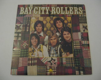 Bay City Rollers - Self Titled - Circa 1975