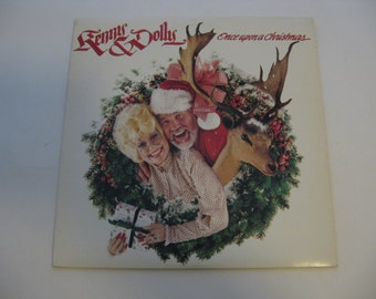 Dolly Parton & Kenny Rogers - Once Upon A Christmas - Circa 1984