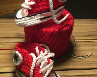 Baby booties type Converse All Star