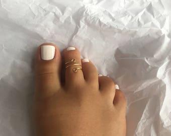 Simple Toe Ring