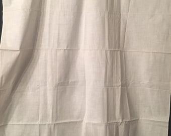 Wamsutta baby pillowcase and flat sheet set