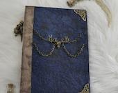 Momento Mori Junk Journal Spell Book Travelers Notebook Diary Smashbook