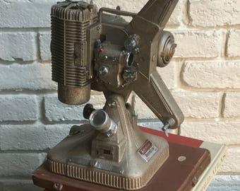 Vintage Regal keystone 8 mm film projector display prop