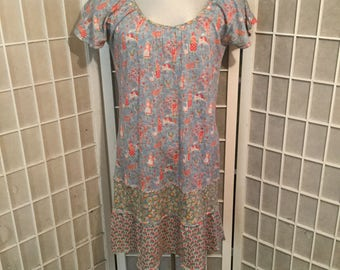 Vintage Tsumori Chisato Spring Dress or Tunic Size Two or Medium
