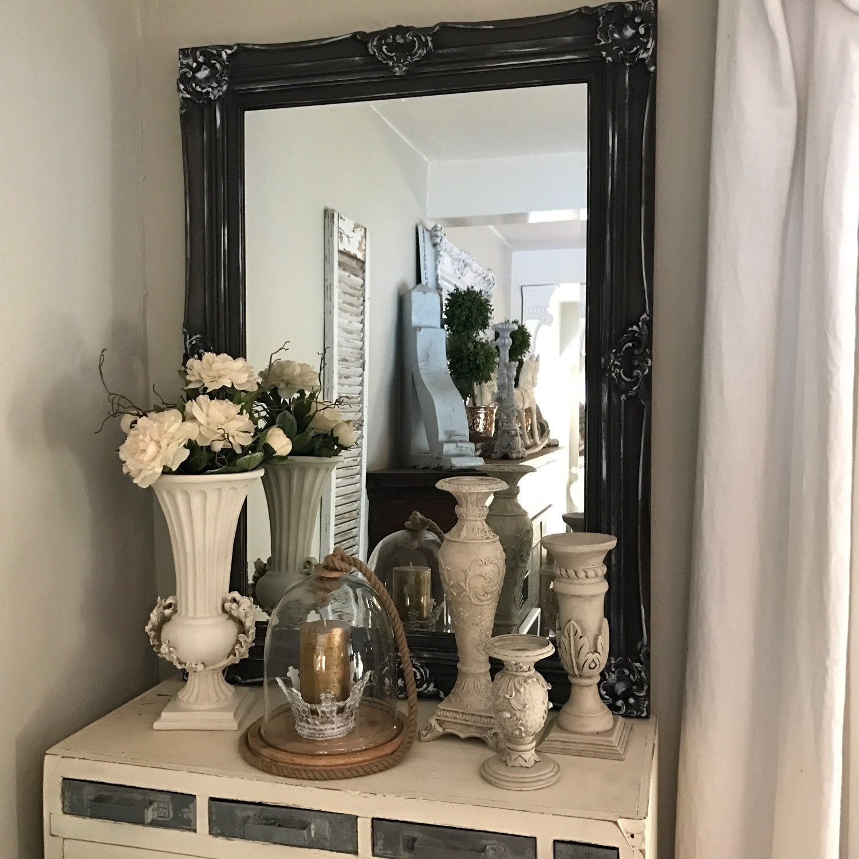 Mirrors Linens Home Decor by FarmHouseFare on Etsy