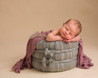 Dreamy, Posing Ring, Bucket, newborn prop
