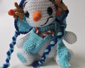 Amigurumi Snowman Crochet