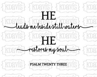 Scripture SVG