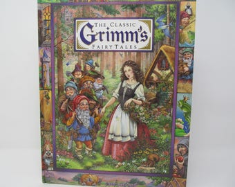 The Classic Grimm's Fairy Tales - 1990