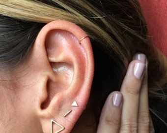 Helix Piercing Etsy