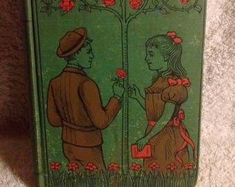 Pen's Venture, a story for girls , by Elvirton Wright c 1888