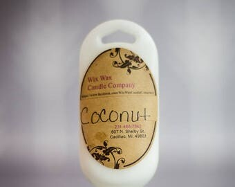 Lotion - Coconut Lotion - Body Lotion - Hand Lotion - All Natural Lotion - Natural Lotion - Vegan Lotion - Hand Cream - Scented Lotion -