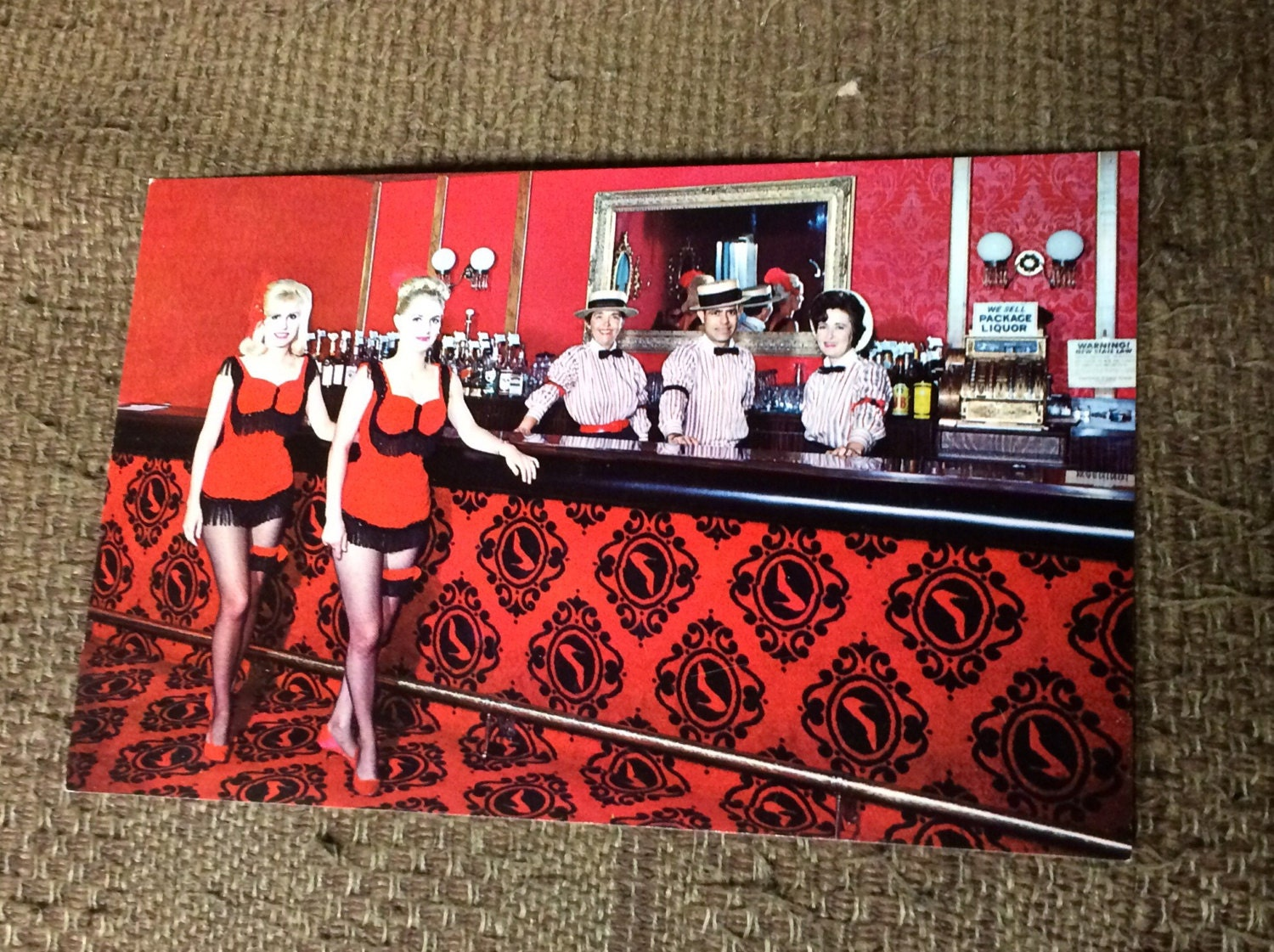 Holiday inn postcard souvenier springfield mo red for Business cards springfield mo