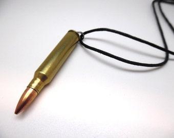 Single Bullet Necklace