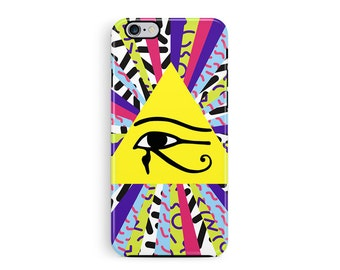 SALE! Phone Case Sale, iPhone 5c case, iphone 5c cover, case for 5c, eye of horus, colourful iphone 5c case, egyptian iphone 5c case, cell