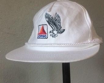 Citgo gas snapback dad hat