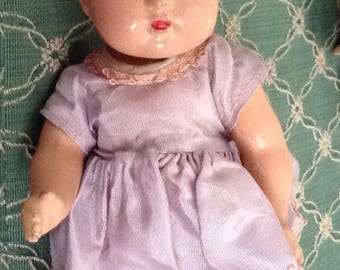 Very Vintage Composition Baby Doll