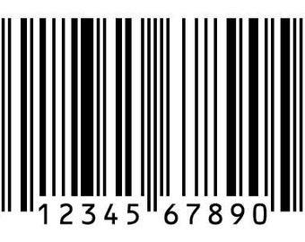 1 One Unique UPC Code for Amazon Listings (Just Code Number, No Image)